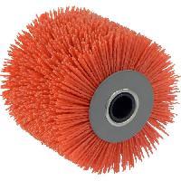 Brosse Abrasive A Main - Brosse Metallique FARTOOLS Brosse nylon fil abrasif rouge pour rex120c et rex200