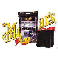 Brosses & Chiffons Eponges Meguiars G15800 Ultimate Black