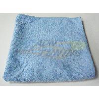 Brosses & Chiffons Lingette Microfibre Megastar - 40x40cm - Ultimate Cleaner - Bleu - ADNAuto