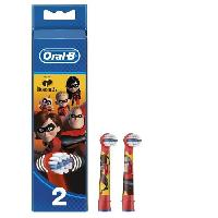 Brossette Oral-B Stages Brossettes avec personnages Incredibles x2 - Oral B