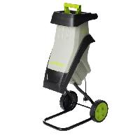 Broyeur - Accessoire LAWNMASTER Broyeur de végétaux électrique 2400W
