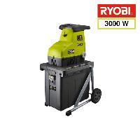 Broyeur - Accessoire RYOBI Broyeur 3000 W cylindre - RSH3045U