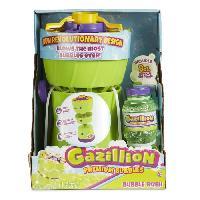 Bulles De Savon GAZILLION BUBBLES - Machine a bulles Bubble Rush - Aucune