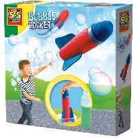 Bulles De Savon SES CREATIVE Bubble Rocket - Fusee a bulles