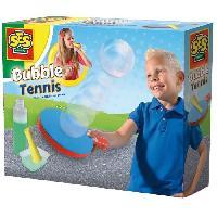 Bulles De Savon SES CREATIVE Bubble Tennis - Fais rebondir les bulles