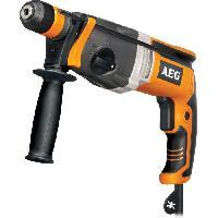 Burineur - Perforateur AEG Perforateur-burineur KH28SuperXEK - 1010 W - 2.8 J - Coupe - 28 mm