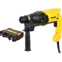 Burineur - Perforateur DEWALT Perforateur burineur SDS plus 22mm 710W + coffret Tstak - D25033K - Bosch