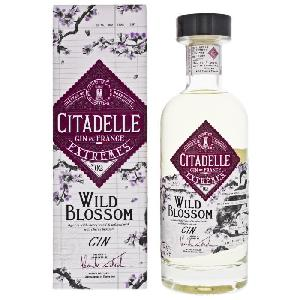 CITADELLE Gin Extremes No2 Cherry Blossom - 70 cl - 42.6o Aucune
