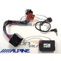CTSKI001 - Interface commande au volant compatible avec Kia Ceed 07-10