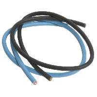 Cable - Fil - Gaine DEBFLEX 2 Cordons de repiquage 60 cm 16 mm2