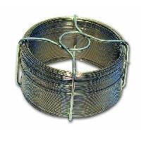 Cable - Fil - Gaine Fil en acier inoxydable - L 50 m x D 0.8 mm