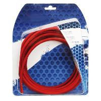 Cable Alimentation Cable Alimentation Rouge 10mm2 - 5m - ADNAuto