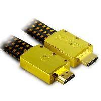 Cable Audio Video Aliencable ExtremeSeries (2 m) - Câble HDMI 2.0 a hautes performance compatible 3D. Full HD (1080p) et UltraHD 4K (2160p) (ref : ...