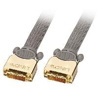 Cable Audio Video Cable DVI-D GOLD Dual Link SLD - 10m