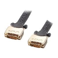 Cable Audio Video Cable DVI-D GOLD Dual Link SLD - 15m