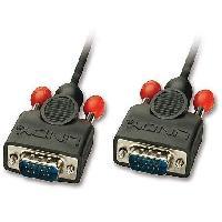 Cable Audio Video LINDY Câble VGA sans ferrites. mâle / mâle - 1m