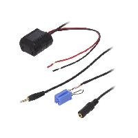 Cable Autoradio, AUX, telecommande Adaptateur Bluetooth Autoradio Grundig ADNAuto