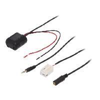 Cable Autoradio, AUX, telecommande Adaptateur Bluetooth pour BMW Mini ADNAuto