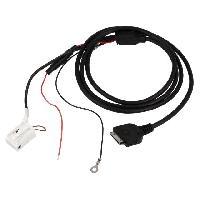 Cable Autoradio, AUX, telecommande Cable Adaptateur AUX iPod compatible avec Mercedes A B C CLK GL M R S SL