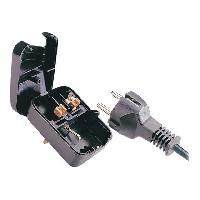 Cable D'alimentation Adaptateur secteur prise Schuko - Anglaise