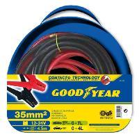 Cable De Demarrage - Ecreteur De Surtension GOOD YEAR Cables de demarrage 35mm2 4.5m