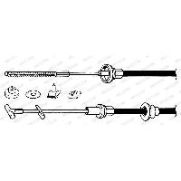 Cable D'embrayage FERODO Cable d'embrayage FCC422653