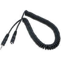 Cable Jack Rallonge Jack 3.5mm 3m - ADNAuto