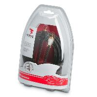Cable RCA 2 Canaux 5m Focal PR5