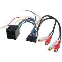 Cable Specifique Autoradio ISO Cable Autoradio Clatronic 20PIN Vers ISO