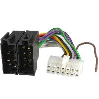 Cable Specifique Autoradio ISO Cable Autoradio Pioneer 14PIN Vers Iso ADNAuto