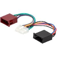 Cable Specifique Autoradio ISO Cable Autoradio Pioneer 14PIN Vers Iso separe ADNAuto
