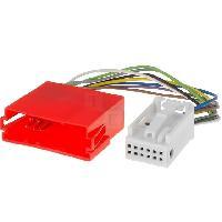 Cable changeur CD Adaptateur compatible avec changeur de CD compatible avec Audi VW 1