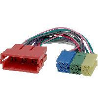 Cable changeur CD Adaptateur compatible avec changeur de CD compatible avec Audi VW 2