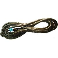 Cable changeur CD CABLE SPECIFIQUE CD-AUTORADIO BLAUPUNKT CD pour FIAT PUNTO ap 2000 450CM COFFRE Generique