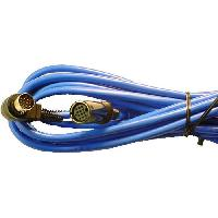 Cable changeur CD CABLE SPECIFIQUE CD-AUTORADIO SONY CDXA15 A20 A30 A100 A2001 450CM Generique