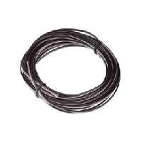 Cable de Haut-Parleurs Cable de haut-parleur 2x0.35mm2 - 10m - noir gris