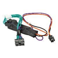 Cable lead Cable lead pour interface CAV et autoradio Parrot - ADNAuto