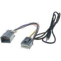 Cables Autoradios, AUX, telecommandes Cable Adaptateur AUX Jack pour Ford Fiesta ap07