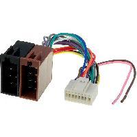 Cables Specifiques Autoradio ISO Cable Autoradio Alpine 16PIN Vers ISO 2