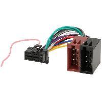 Cables Specifiques Autoradio ISO Cable Autoradio Alpine 16PIN Vers ISO 3