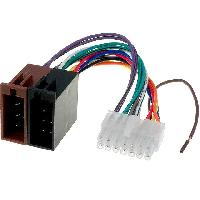 Cables Specifiques Autoradio ISO Cable Autoradio Kenwood 14PIN Vers ISO 1