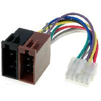 Cables Specifiques Autoradio ISO Cable Autoradio Philips 10PIN Vers ISO