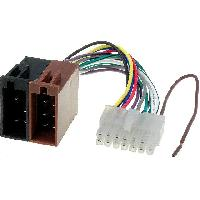 Cables Specifiques Autoradio ISO Cable Autoradio Philips 14PIN Vers ISO