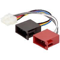 Cables Specifiques Autoradio ISO Cable Autoradio Pioneer 10PIN Vers Iso separe - ADNAuto
