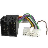 Cables Specifiques Autoradio ISO Cable Autoradio Pioneer 14PIN Vers Iso - ADNAuto