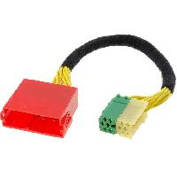 Cables changeur CD Adaptateur pour changeur de CD Audi VW 3