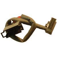 Cables changeur CD CABLE SPECIFIQUE CD-AUTORADIO AUDI SEAT AV00 VW AP02 PANA Type AMP-DIN pour coffre