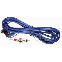 Cables changeur CD CABLE SPECIFIQUE CD-AUTORADIO PANASONIC CXDP801 av 1998 9060 9061 450CM