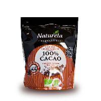 Cacao - Chocolat Pur Cacao Maigre 10 - 12 MG Sans Sucre Bio