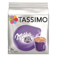 Cacao - Chocolat Tassimo Gourmand 8